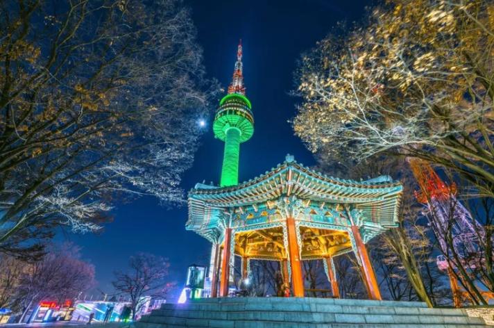 韩国旅行转换器