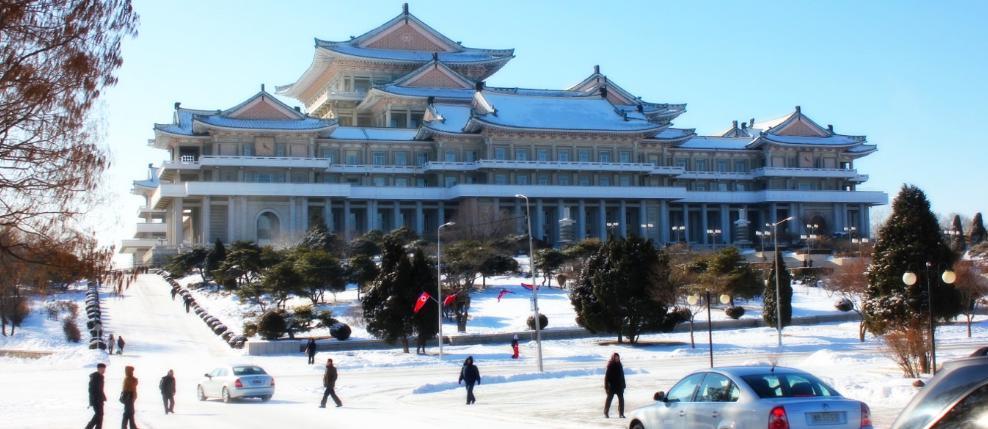 朝鲜旅游攻略