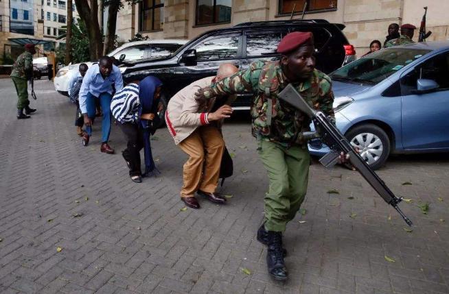 肯尼亚安全问题