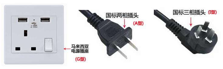 电源插头插座