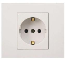 欧标电源插座