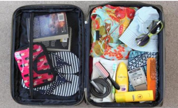 马尔代夫旅行用品