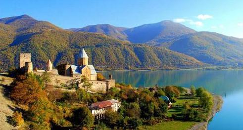 亚美尼亚旅行转换器