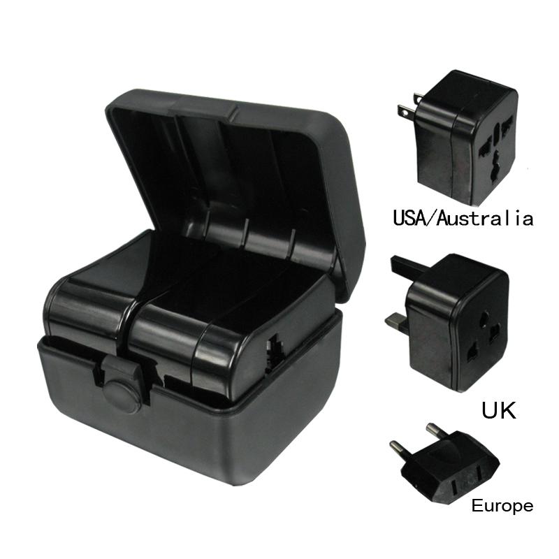 盒子式�多国转换器