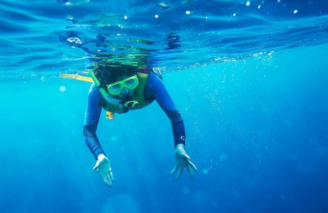马尔代夫潜水设备