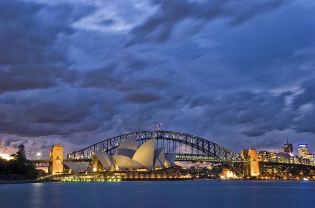悉尼旅行攻略