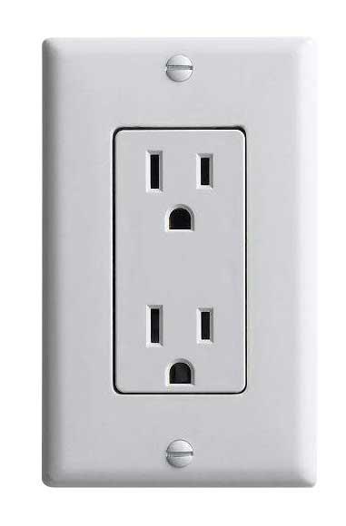 美国电压插座