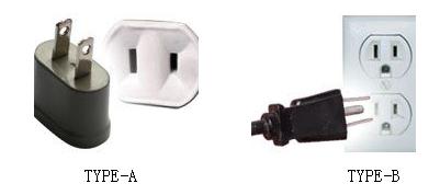 安提瓜电源插头插座