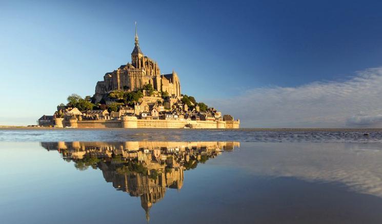 法国圣米歇尔山