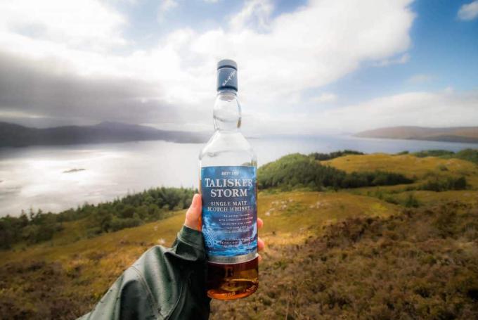 苏格兰旅行